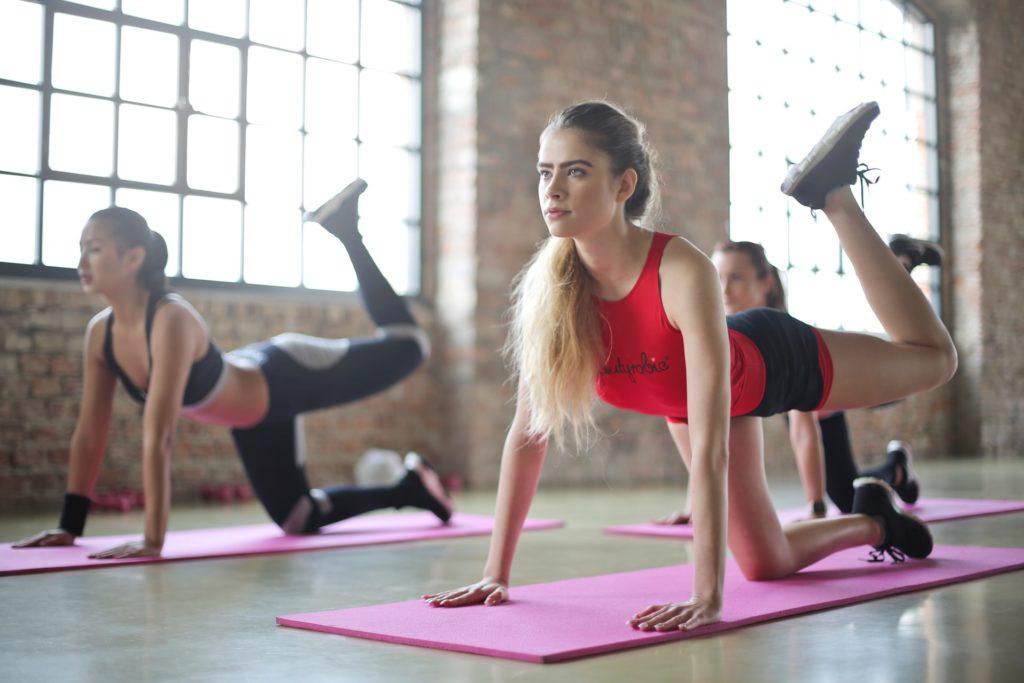 Gratis sporten - Yoga