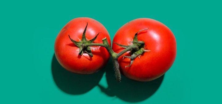 gepelde tomaten