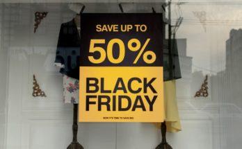 Genieten van Black Friday