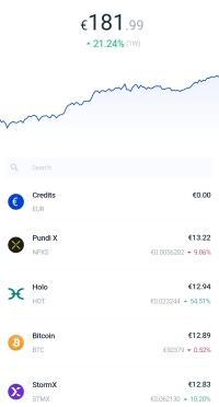 Beleggingsupdate BitVavo maart 2021