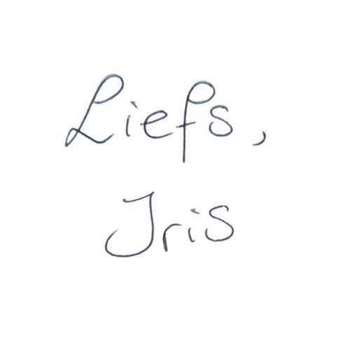Liefs Iris - One Broke Girl
