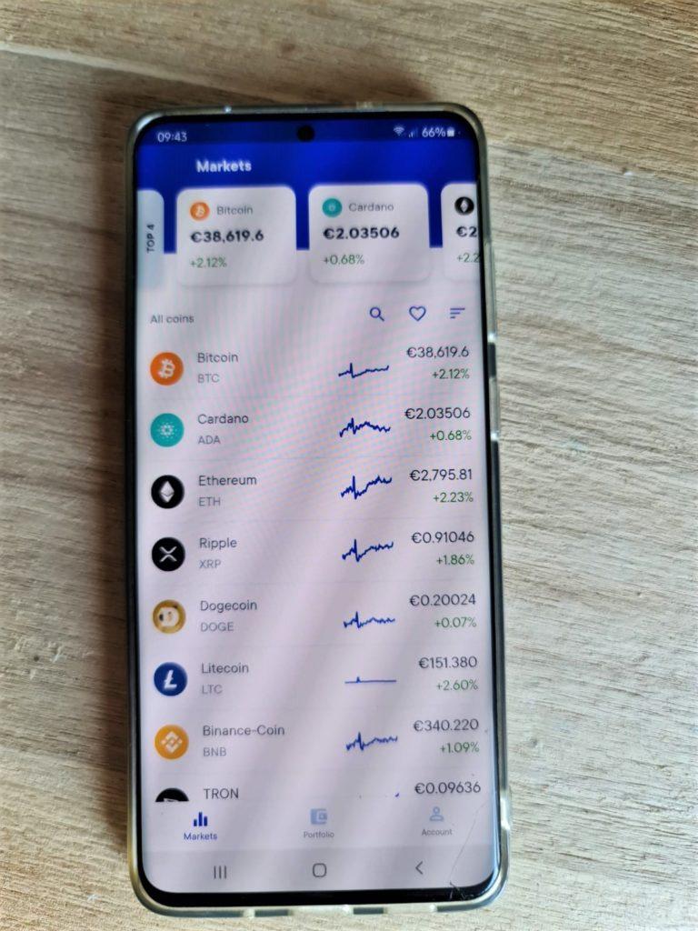 Litebit review: markets