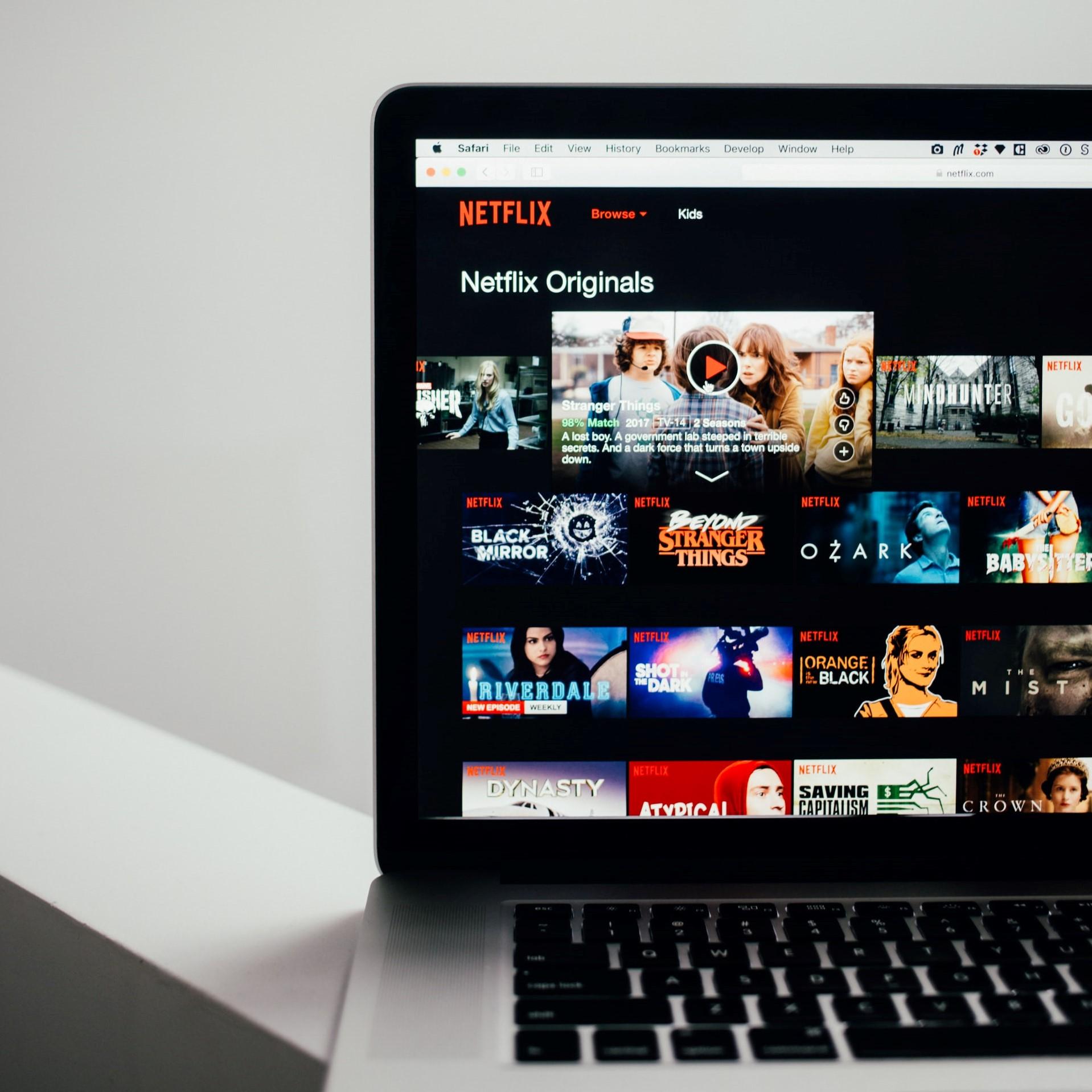 Netflix abonnementen